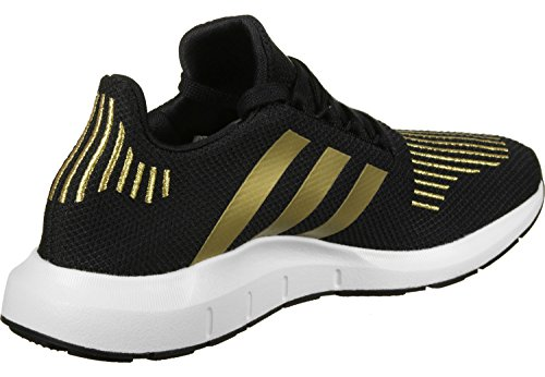adidas Damen Swift Run W Fitnessschuhe, Einheitsgröße schwarz (Negbas / Dormet / Ftwbla)