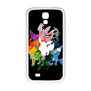 Creative Watercolor Animal Pattern Fahionable And Popular Back Case Cover For Samsung Galaxy S4