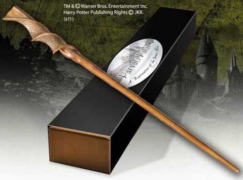 Noble Collection NN8284 - Harry Potter: Bacchetta Magica di Calì Patil
