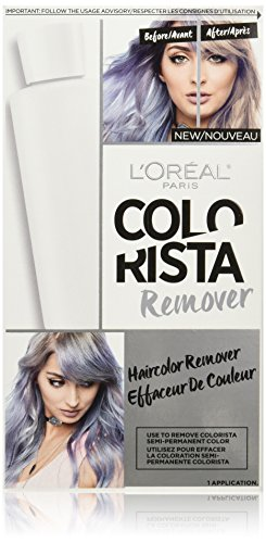 (L'Oréal Paris Colorista Color Eraser, Haircolor Remover)