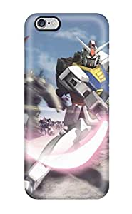 Durable Case For The Iphone 6 Plus- Eco-friendly Retail Packaging(dynasty Warriors Gundam)