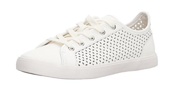 Roxy Women's Callie Sneaker, White, 10 M US: