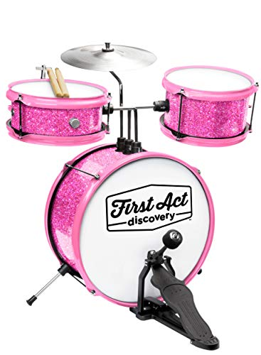 First Act Discovery & Seat, Pink Sparkles (FAD0140)
