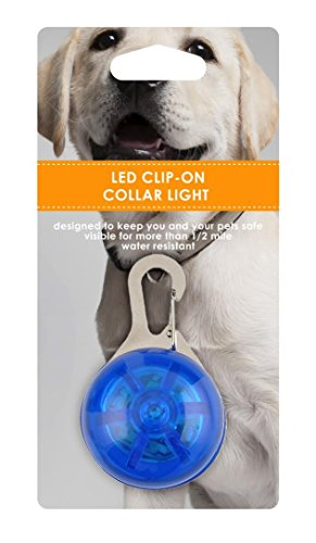 [UPDATED Version] LED Pet Dog / Cat Collar Light, designed by Friends Forever New and Improved 41Wstjy8YtL