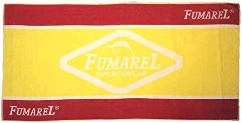 Fumarel Toalla Grande (2m x 1m) 100% Algodón Alto Gramaje – Franjas España: Amazon.es: Hogar