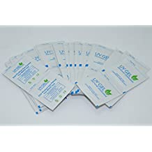 iLuve 100 pacs Gel Polish Remover Wraps Easy Foil Nail Art Cleaner w ith Acetone (100pcs Remover Wraps)