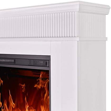 Art Flame Chemin/ée /électrique Ideal /& Lorance Puissance 1500 W T/él/écommande