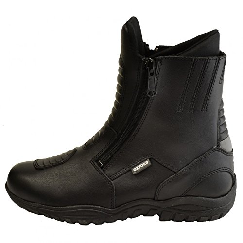 Short Motorcycle Boots Mens - 5