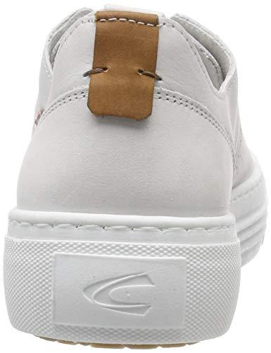 white 1 Mujer 70 Innocence Camel Active Para Zapatillas Pq4Y0