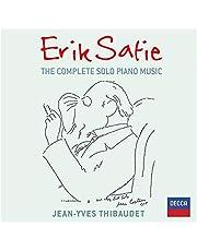Erik Satie: Complete Solo Piano Music (6 CD)