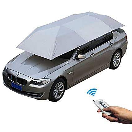 Amazon Com Reliancer Car Tent With Remote Automatic Hot Summer Car