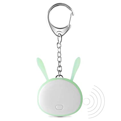Bluetooth Personal SOS Device - Anti-Lost Locator - Personal Safety Tracking Device on Key Ring with Selfie