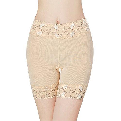 HNYG Women's Safety Shorts 3 Packs Underwear Pants Lace Leggings Freesize A651 by HNYG (Image #1)