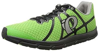 Pearl Izumi Men's EM Road N 1 GF,B Running Shoe, Green Flash,Black,7 D US