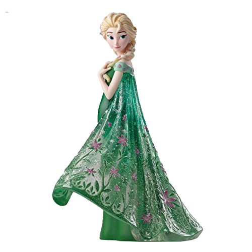 Enesco Disney Showcase Elsa as Seen in Frozen Fever Stone Resin - Accessories Couture Disney