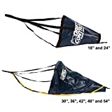 Lindy Drift Control Drift Sock Boat Bag Parachute