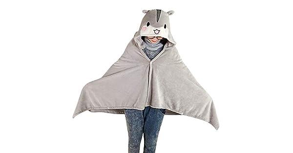 Amazon.com: EXTOY - Manta de hámster de felpa con capucha ...