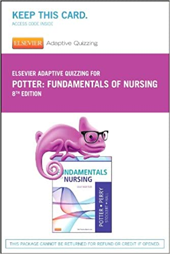 Elsevier adaptive quizzing for fundamentals of nursing retail elsevier adaptive quizzing for fundamentals of nursing retail access card 8th edition fandeluxe Gallery