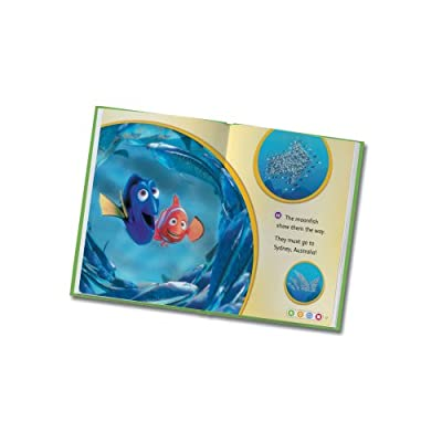 LeapFrog LeapReader Book: Disney·Pixar Finding Nemo, Lost and Found (works with Tag): Toys & Games