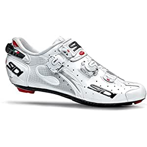 Sidi Wire Carbon Vernice Road Shoes 2015 Green/White 38