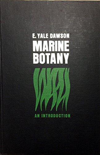 Marine Botany: An Introduction