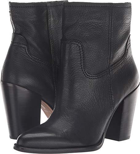 Dolce Vita Women's Kelani Black Leather 8 M US M