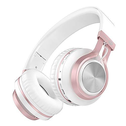 Foldable Bluetooth Headphones Earphones Microphone product image