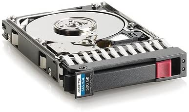 2.5inch HP MM0500FBFVQ-1 HP 500GB 6G SAS 7.2K RPM SFF