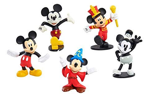 Amazon.com: Edition Mickey Race - Juego de 2 pegatinas de ...