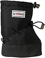 Stonz Winter Baby Booties - Cold Weather Slip-On Winter Boots For Baby/Infant/Toddler Girls & Boys - All S