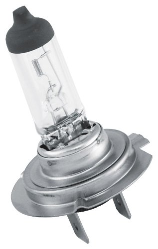 CandlePower Halogen Headlight Bulb - 55 Watt - 12 Volt H7LL ()