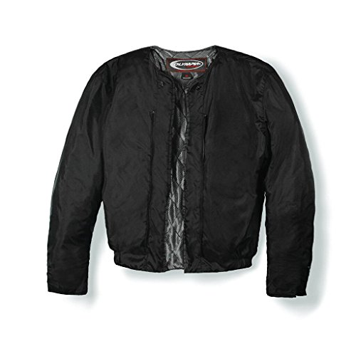 Olympia Moto Sports Men's Expedition All Season Transition Jacket (Fatigue Grey/Black, X-Large) by Olympia Moto Sports (Image #3)