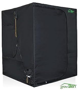 GrowDen (TM) Hydroponics Indoor Grow Tent Greenhouse Box Room - 5 Year Manufacturer Warranty & Amazon.com : GrowDen (TM) Hydroponics Indoor Grow Tent Greenhouse ...