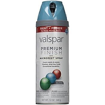 Valspar Premium Spray Paint Colors