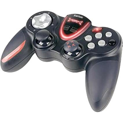 SAITEK Gamepads P2500 Driver for Windows 7