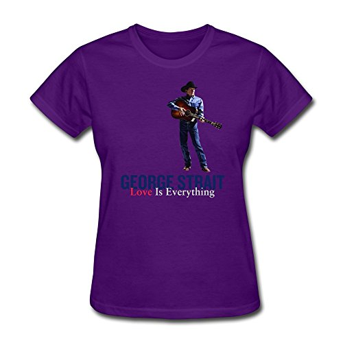 juj-george-strait-love-is-everything-womens-short-sleeve-tshirts-purple-medium