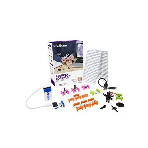 littleBits 680-0002 Kit d'Arduino de Démarrage pour Programmation