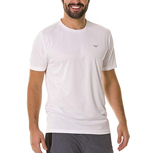 Camiseta Run Spark 2 M - Branco P