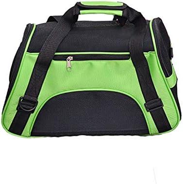 ArgoBa Mochila para Mascotas Liviana Bolsas para Mensajero Bolsas para Gatos Porta Paquetes de Viaje salientes Bolsa para Mascotas Transpirable: Amazon.es: Productos para mascotas