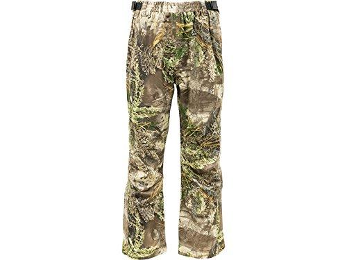 MidwayUSA Men's Cold Bay Rain Pants Realtree Max-1 Camo 3XL