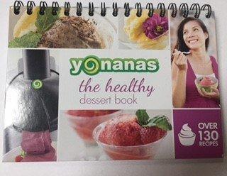 yonana recipe book - 3