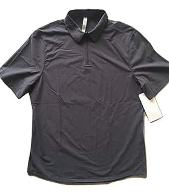 Amazon.com: Lululemon Raised City Men Shor Sleeve Polo