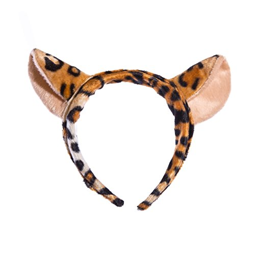 Buy leopard fancy dress ears - 8