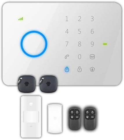 Chuango G5 Touch gsm Sistema de Alarma, Blanco: Amazon.es ...