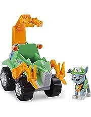 PAW Patrol, Dino Rescue Rocky Deluxe-frictievoertuig met verrassingsdinofiguur