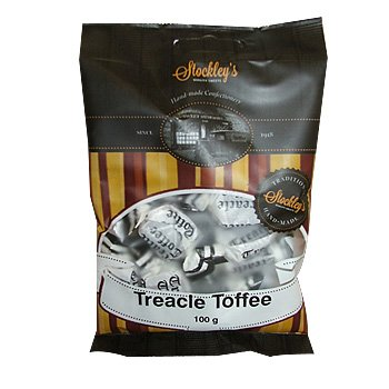 Stockleys Treacle Toffees (100g x (Treacle Toffee)