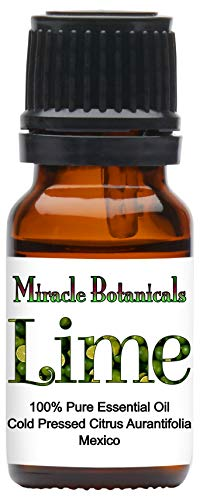 Top 10 Miracle Botanicals Lime