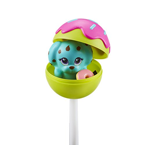 CakePop Cuties Series 1 Capsules - Squishy Toy Collectibles (3 Pack) -