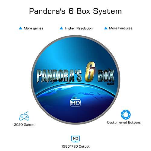 Spmywin 2020 HD Classic Acrade Games Pandoras Box 6 Arcade
