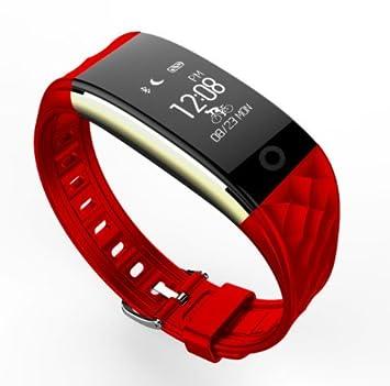 Teko Montre connectée Podomètre fréquence cardiaque pour iphone(6,6s,7,X